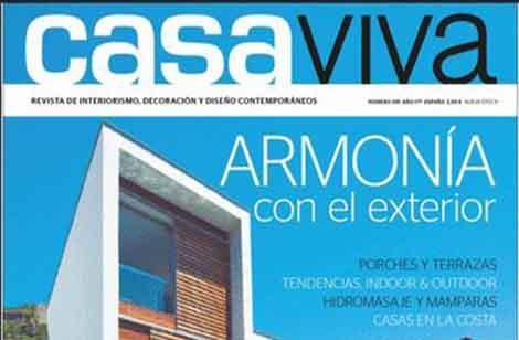 Besform en la Revista Casa Viva
