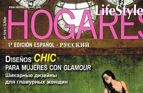 Besform en la Revista Hogares