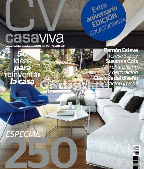 Celebrando los 250 números de Casa Viva
