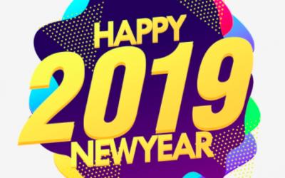 Por un 2019 de felicidad