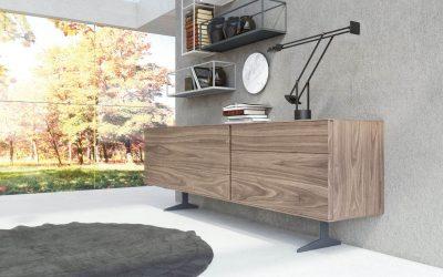 Elije el espacio, el mueble quedará perfecto