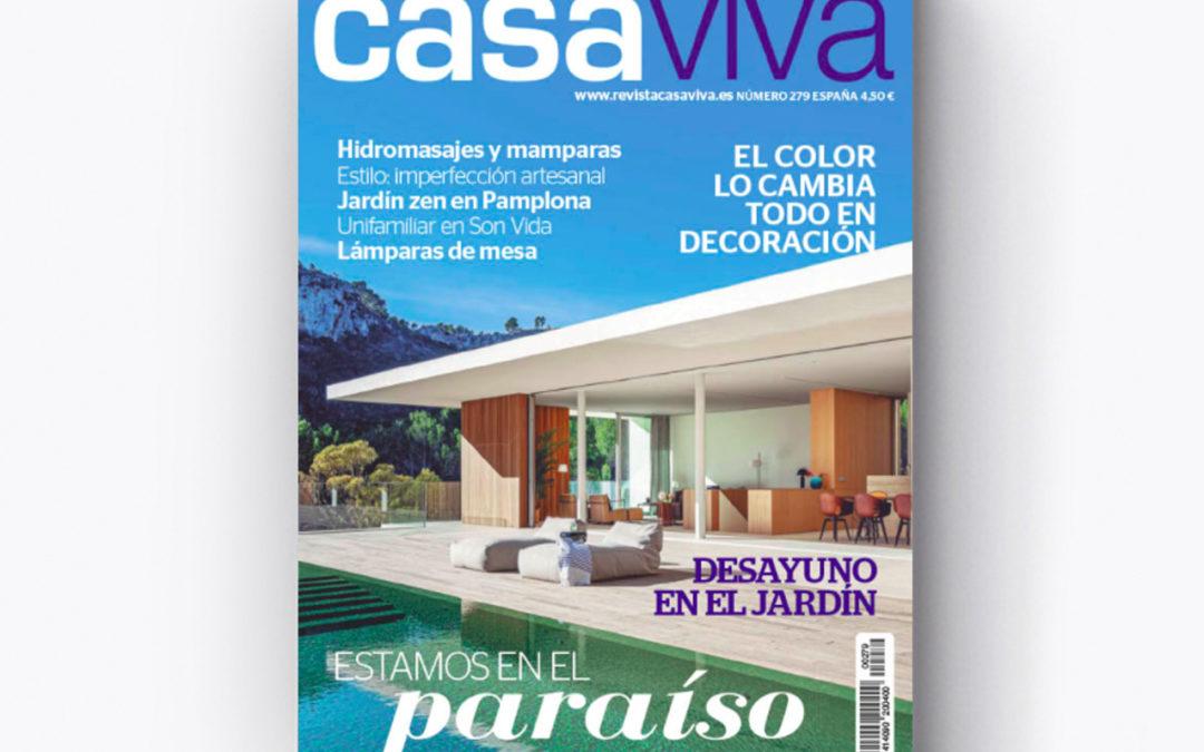 Casa Viva, Agosto 2020
